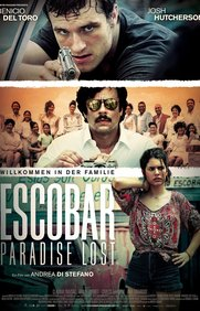 Escobar - Paradise Lost Poster
