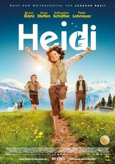 Film-Poster für Heidi