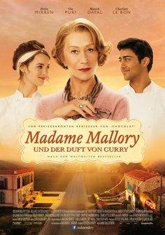 Madame Mallory und der Duft von Curry Poster