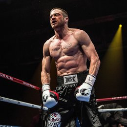 Southpaw - Trailer Poster
