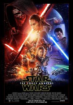 Film-Poster für Star Wars: Episode VII - The Force Awakens