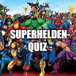 Superhelden-Quiz: Kennst du die wahren Namen der Helden und Bösewichte?
