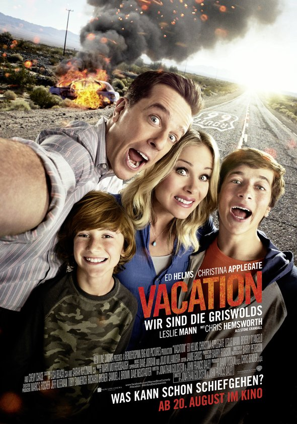 Vacation - Wir sind die Griswolds Poster