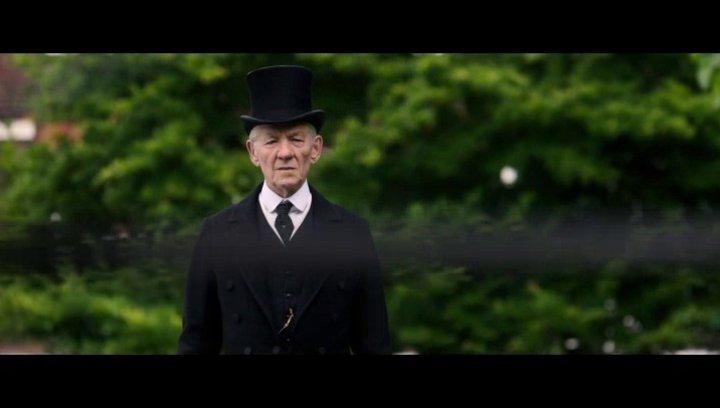 Mr. Holmes - Trailer Poster