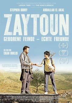 Zaytoun - Geborene Feinde, echte Freunde Poster