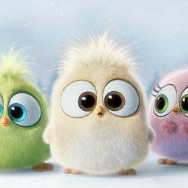"""""""Angry Birds"""": Putzige Küken wünschen frohe Weihnachten im Trailer"""
