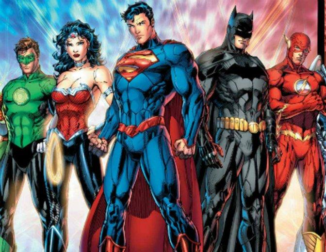 Die Justice League nimmt zunehmend Konturen an. © DC Comics