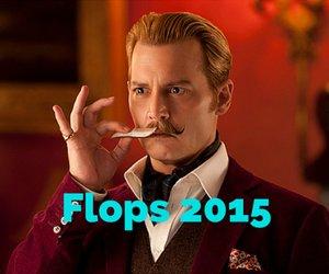Die 10 größten Kassen-Flops 2015: Diese Filme haben an der Kinokasse Miese gemacht