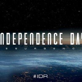 """Independence Day 2"": Erster Trailer bedroht uns mit noch größerer Alien-Invasion"