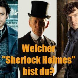 """Typen-Quiz: Welcher """"Sherlock Holmes"""" bist du?"""