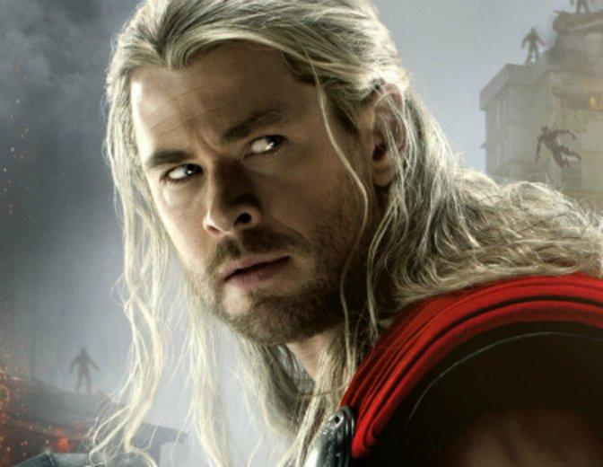 Chris Hemsworth könnte als Thor neue Freunde finden. © Marvel /Disney