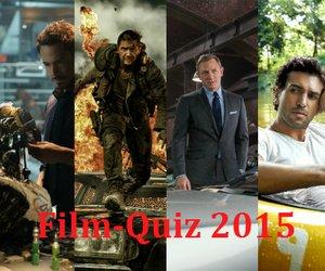Fakten-Quiz: Wie gut kennst du die Filme des Jahres 2015?