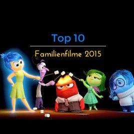 Die erfolgreichsten Familienfilme 2015: Die Top 10 in Deutschland