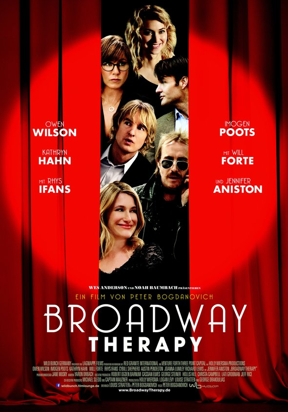 Broadway Therapy Poster