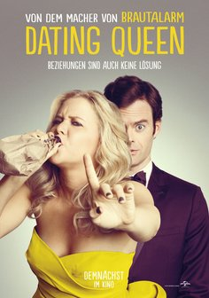 Dating Queen Poster