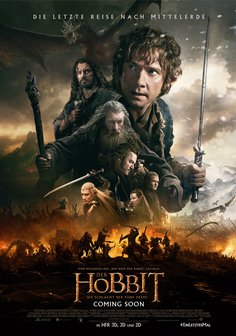 Der Hobbit: Die Schlacht der fünf Heere Poster