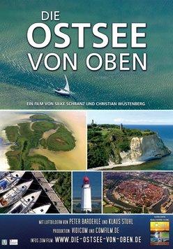Die Ostsee von oben Poster