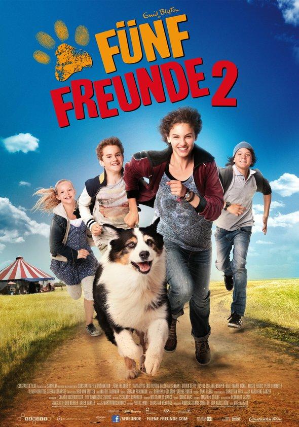 Fünf Freunde 2 Poster