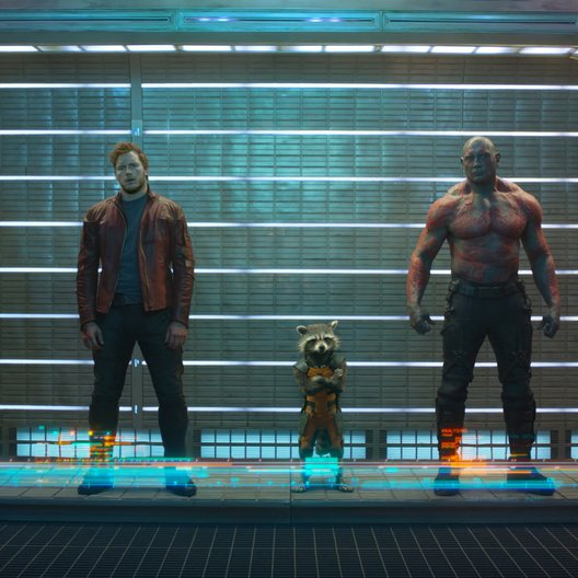 Guardians Of The Galaxy - Exclusiver Online-Trailer Poster