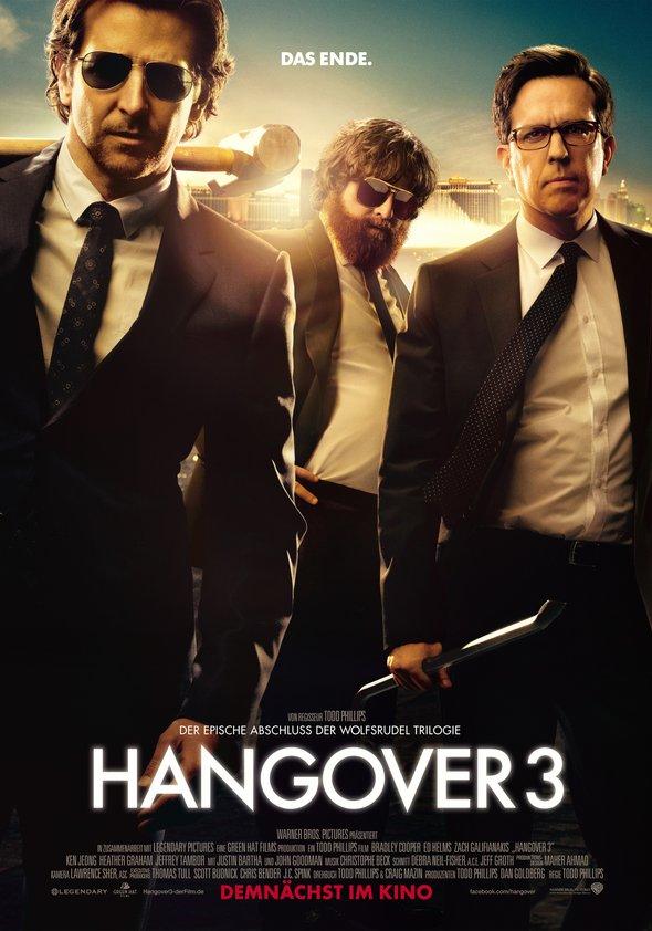Hangover 3 Poster