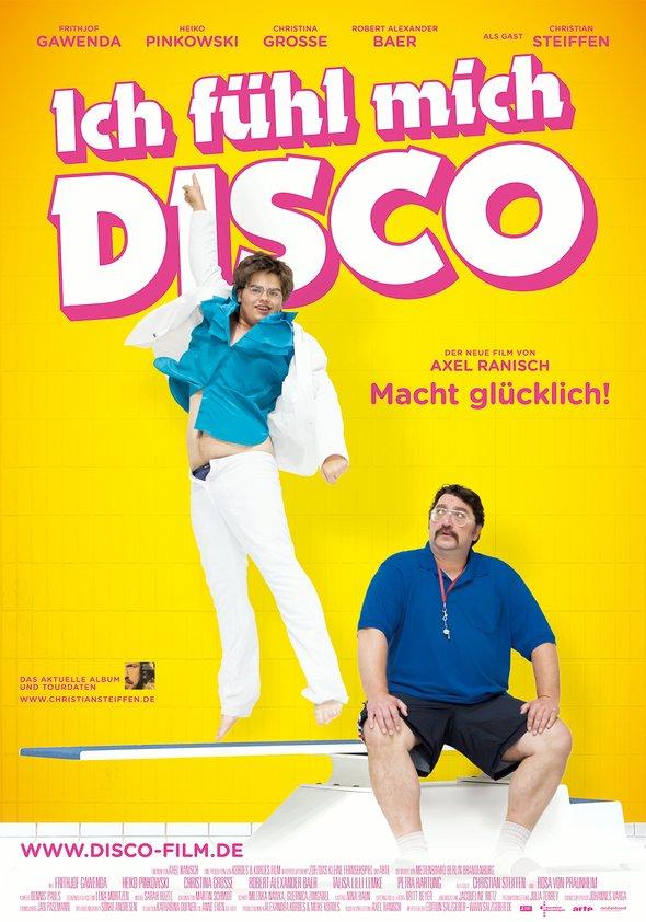 Ich fühl mich Disco Poster