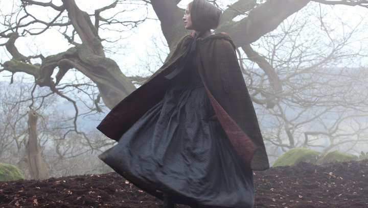 Jane Eyre - Trailer Poster