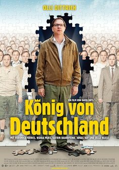 König von Deutschland Poster