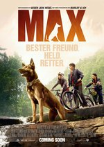 Max - Bester Freund. Held. Retter. Poster