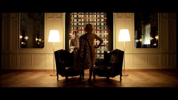 Mick Boyle und Brenda Morel im Gespräch über ihre Filmrolle - Szene Poster