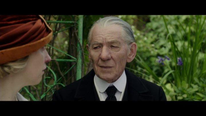 Holmes erinnert sich an das Gespräch mit Ann Kelmot - Szene Poster