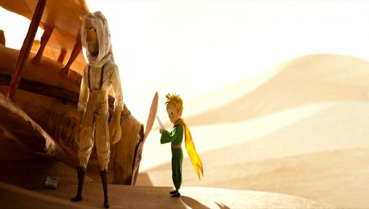 Der kleine Prinz - Filmtipp Poster