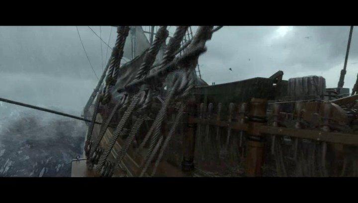 Robinson Crusoe - Trailer Poster
