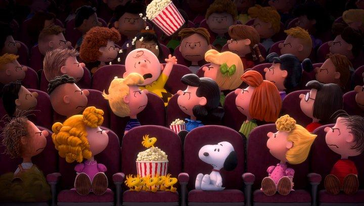 Die Peanuts - Filmtipp Poster