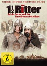 1 1/2 Ritter - Auf der Suche nach der hinreißenden Herzelinde (Einzel-DVD) Poster
