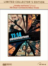 11:14 - elevenfourteen (Limited Collector's Edition) Poster