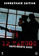 12 Tangos - Adios Buenos Aires (OmU) Poster