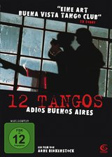 12 Tangos - Adios Buenos Aires (Soundtrack Edition) Poster