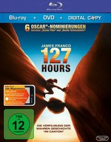 127 Hours (+ DVD, inkl. Digital Copy) Poster