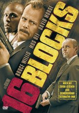 16 Blocks (Limited Edition, Steelbook) Poster