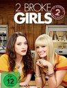 2 Broke Girls - Die komplette 2. Staffel (3 Discs) Poster