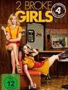 2 Broke Girls - Die komplette vierte Staffel Poster