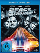 2 Fast 2 Furious (+ Digital Copy) Poster