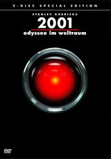 2001: Odyssee im Weltraum (Special Edition, 2 DVDs) Poster