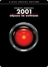2001: Odyssee im Weltraum (Special Edition, 2 DVDs, Steelbook) Poster