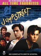 21 Jump Street - Die komplette dritte Staffel (6 DVDs) Poster