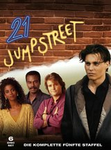 21 Jump Street - Die komplette fünfte Staffel (6 DVDs) Poster