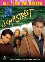 21 Jump Street - Die komplette vierte Staffel (6 DVDs) Poster