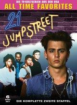 21 Jump Street - Die komplette zweite Staffel (6 DVDs) Poster