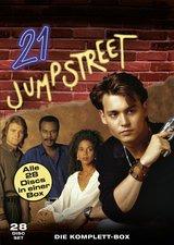 21 Jump Street - Komplettbox (28 DVDs) Poster
