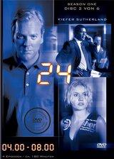 24 - Season 1 Disc 2 Poster